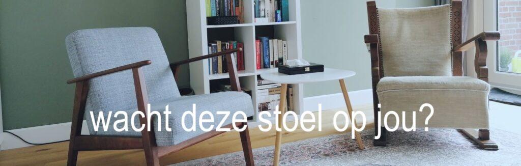 wacht deze stoel op jou?